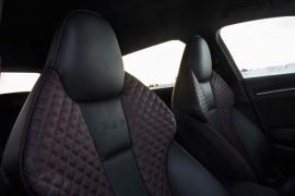 audi rs3 sportback seat