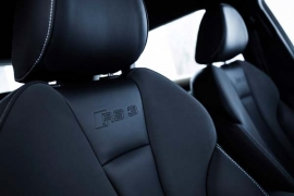 audi rs3 sprotback seat