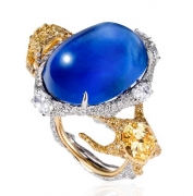 cindy chao the art jewel_sapphire ring