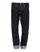 evisu clan 1ESGMM6JE18708 EMBROIDERY 2008 REGULAR FIT SELVAGE DENIM JEANS HKD 3,499 (FRONT)