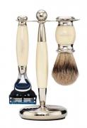 daks_truefitt & hill_Ivory Edwardian Shaving Set