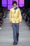 Gucci Men's Spring Summer 2016 Collection Look 02_Cosme