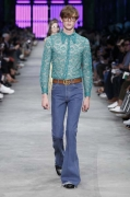 Gucci Men's Spring Summer 2016 Collection Look 09_Ned