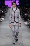 Gucci Men's Spring Summer 2016 Collection Look 12_Arnis