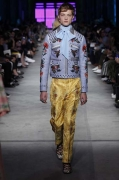 Gucci Men's Spring Summer 2016 Collection Look 16_Dane