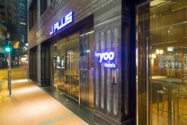J Plus Hotel by YOO - Exterior