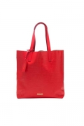 juicy couture spring 2016   CASCADING JUICY ANGELENO TOTE RED 6003 HKD 2490