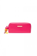 juicy couture spring 2016   LARCHMONT COSMETIC BAG RED 6003 HKD 790
