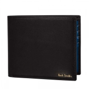 PAF1032W712F4_0004 Metallic Blue Billfold Wallet HKD2,200