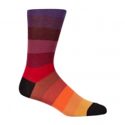 PAF800EF922F4_6003 Rainbow Stripe Socks HKD250