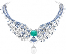 Van Cleef Arpels Clapotis necklace