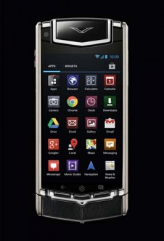 vertu android smartphone
