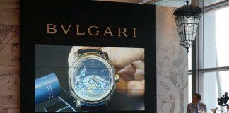 BVLGARI Grand Complication Timepiece Presentation