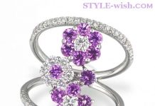 emphasis jewellery Dazzling Flower