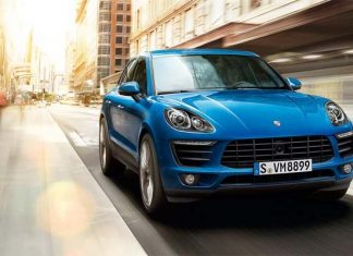 Porsche Macan S SUV is new family car
