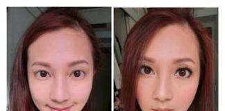 敏感肌膚的妝容