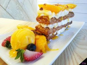 joyful dessert house mango napoleon 2
