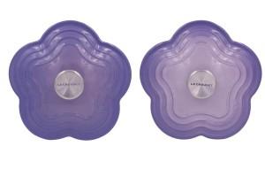 lilac mist (left) vs bluebell purple (right)