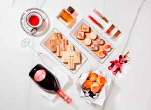 British Afternoon Tea and Festive Beauty Box Experience jointly presented by MO Bar and Burberry