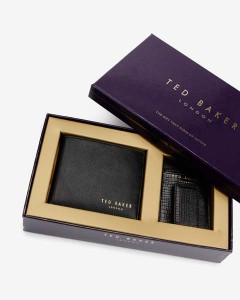 Ted Baker AW15 Xmas_Centro_black_$750_wallet set