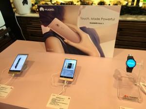 HUAWEI X HABITU mate s rose gold venus chow smartphone (10)