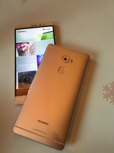 HUAWEI X HABITU mate s rose gold venus chow smartphone (11)