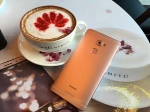HUAWEI X HABITU mate s rose gold venus chow smartphone (12)