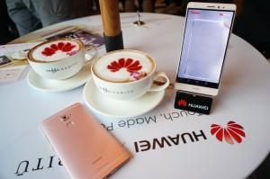 HUAWEI X HABITU mate s rose gold venus chow smartphone (3)