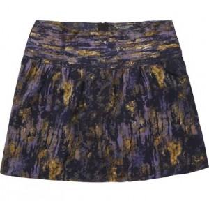 Maison Scotch C-Drapey viscose skirt in various dessins HKD850