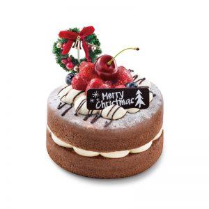 Maxim's Victoria Cake 1lb_Chocolate_$148