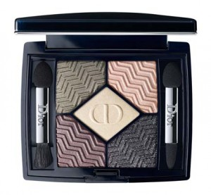 dior state of gold eye shadow 5COULEURS_F39