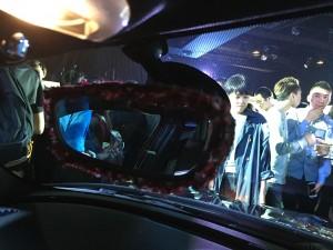 mini clubman bmw juno mak hk car burgundy silver leather (29)