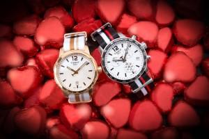 Pair Watch_Quickster tissot luxury watch hk style swiss