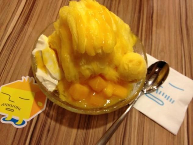 ICE MONSTER mango ice