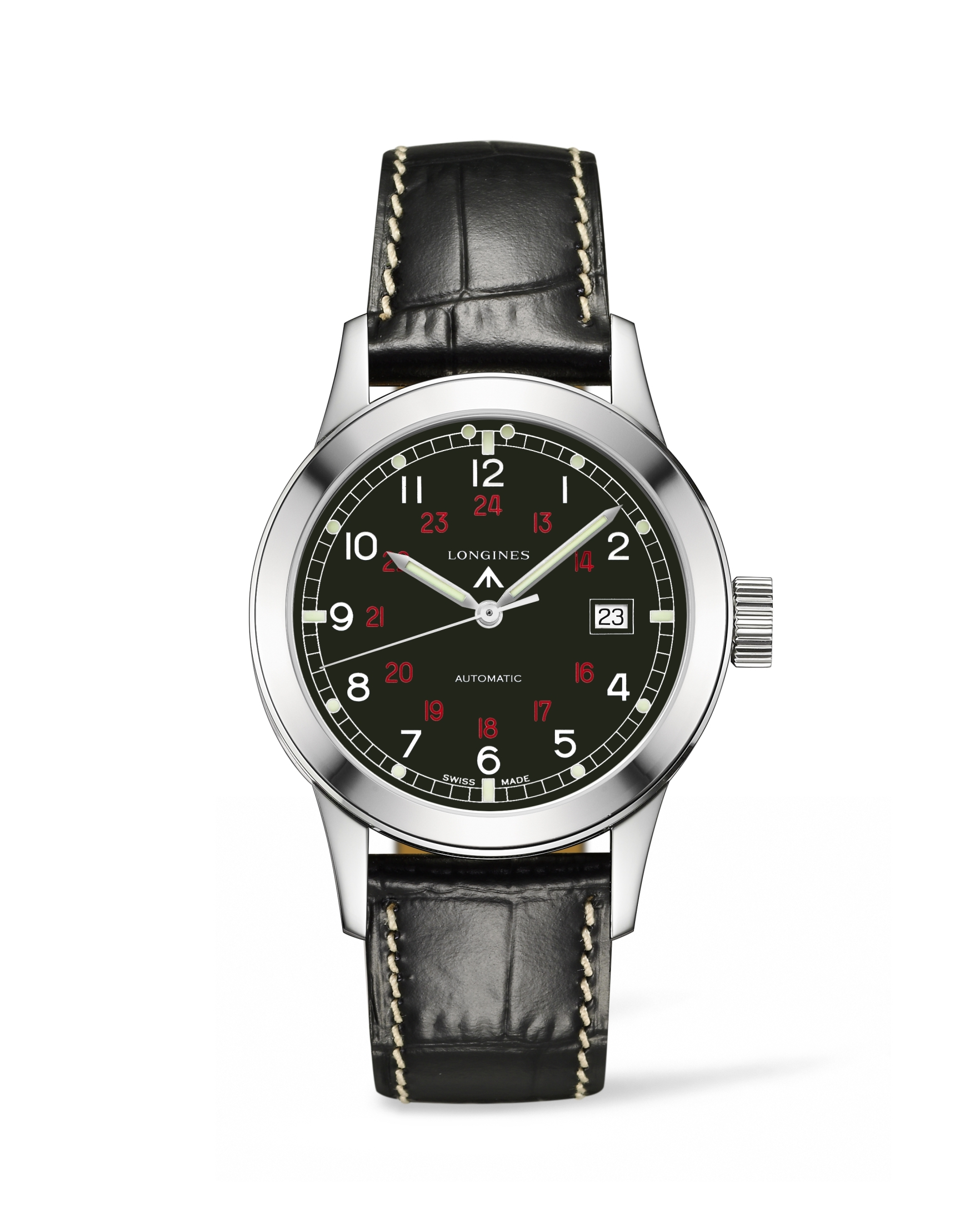 LONGINES Heritage Military COSD-HK$15,600-watch