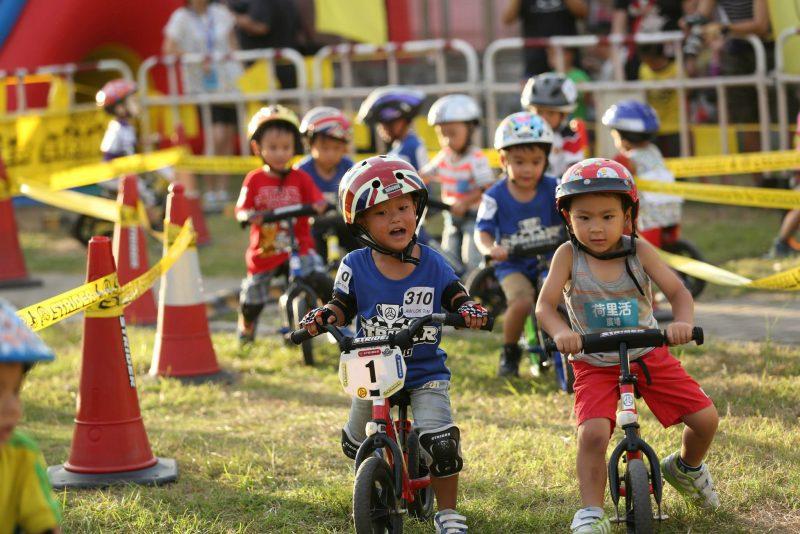 Strider小車神滑步遊世界@荷里活廣場-hollywood-plaza-children-day-bike-hk-activity