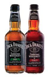 Jack Daniel's whiskey Dry & Cola 330ml