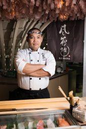 KAZAHANA japanese restaurant_chef