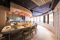 KAZAHANA japanese restaurant_interior design_03