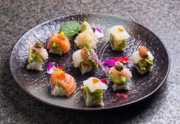 kazahana sushi 牛油果創意卷物拼盤_1
