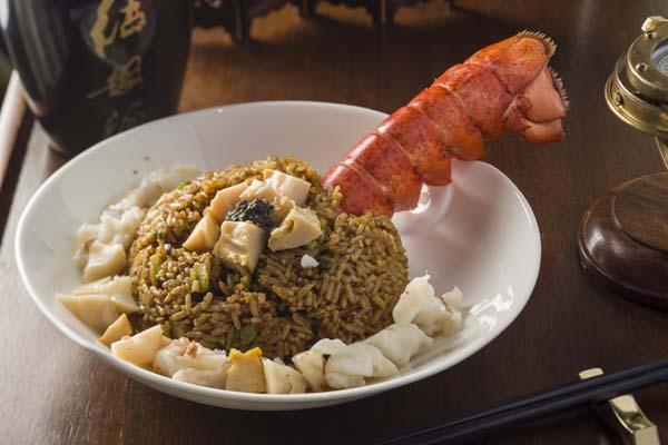 Lai Bun Fu - Lai Bun Fu Special Fried Rice-lai-bun-fu-mid-autumn-moon-festival-canton-cuisine-food-restaurant-chinese-mooncake-boxset-tradition-hk