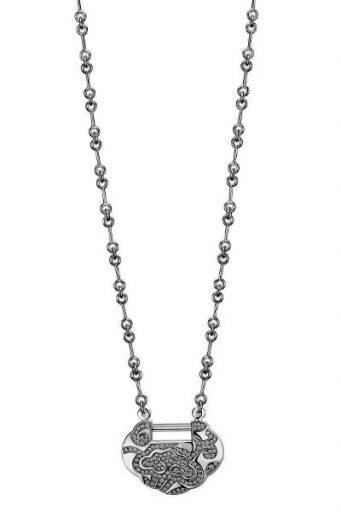 qeelin yu yi necklace pendant