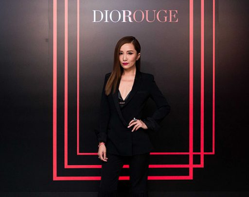 rouge dior_party_胡蓓蔚