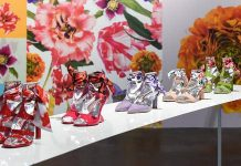 Ferragamo heels Spring 2018, in 5 different styles