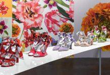 Ferragamo heels Spring 2018, in 5 different styles