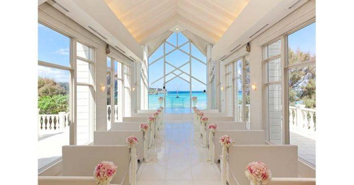 沖繩克菈薇塔教堂婚紗照拍攝