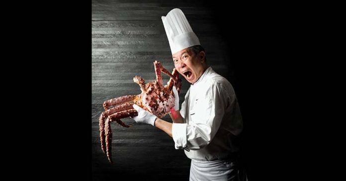 挪威帝王蟹