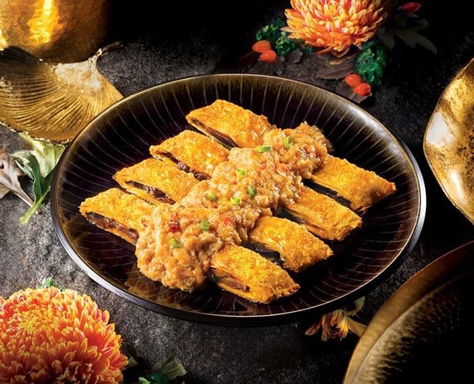 上海姥姥蟹粉盛宴