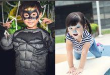 makeup forever halloween costume for hk kids