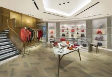 Tods opened in Landmark Hong Kong